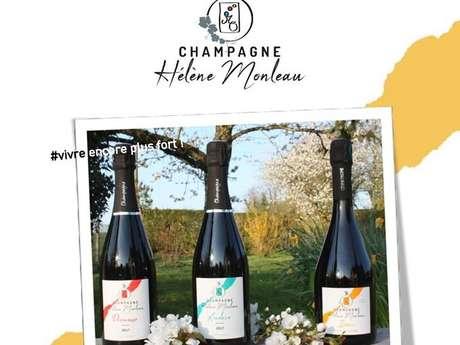 Champagne Hélène Monleau