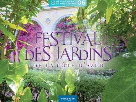 3e édition du festival des jardins de la Côte d'Azur