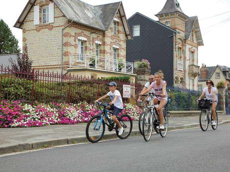 Circuit 5 Orne à Vélo - Bagnoles de l'Orne en famille