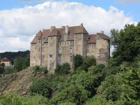 La Petite Creuse et ses Châteaux