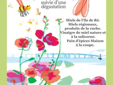 VISITE GRATUITE DE L'ABEILLE RETHAISE À RIVEDOUX PLAGE