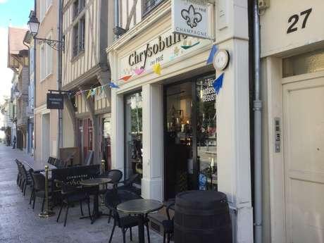 Chrysobulle by Prié