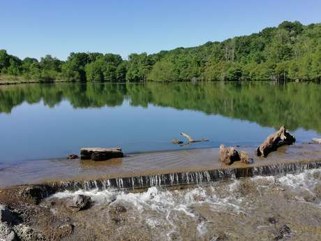 Lago del Louet