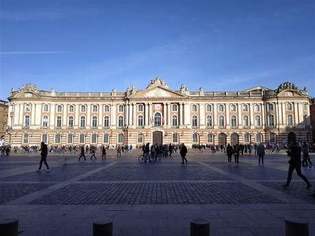 Excursion en minibus privatisé - Journée - Toulouse et le Canal du Midi - F/GB