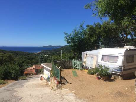 Camping Hubac du Bleu