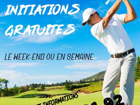 Initiations Golf
