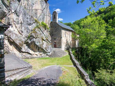 Lentillac et la Chapelle de Verdale