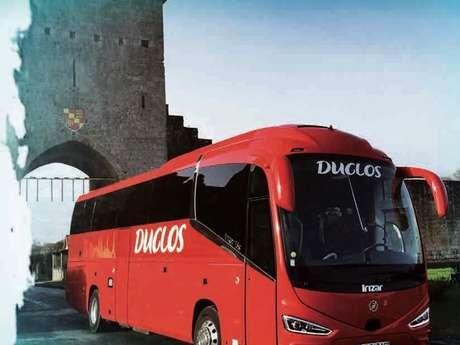 Desde Toulouse - Viaje en autobús a Carcasona (transporte, descuentos para actividades y visitas) - Toulouse Welcome