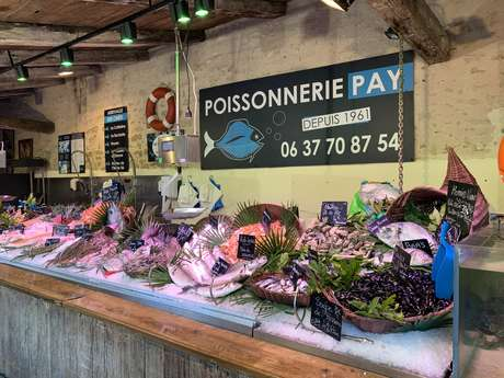 POISSONNERIE PAY