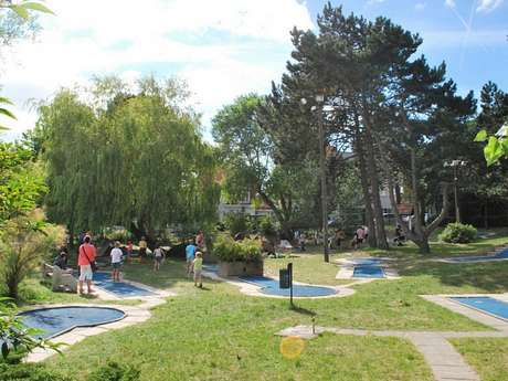 Mini-golf de Bray-Dunes