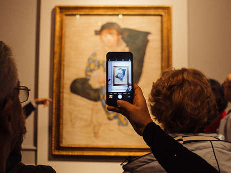 Musée (em)portable - workshop for teenagers