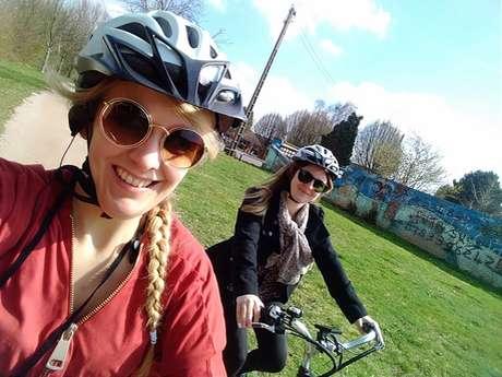 Echappée à vélo électrique - Au fil de la Scarpe