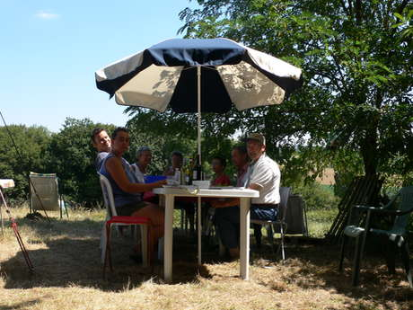 Camping Ferme d'Olympe