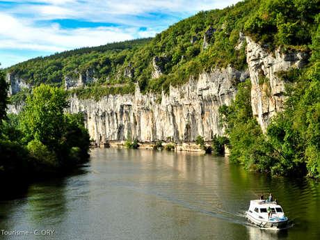 Boucle itinérante - Entre causses et vallées, les 100 km du Quercy