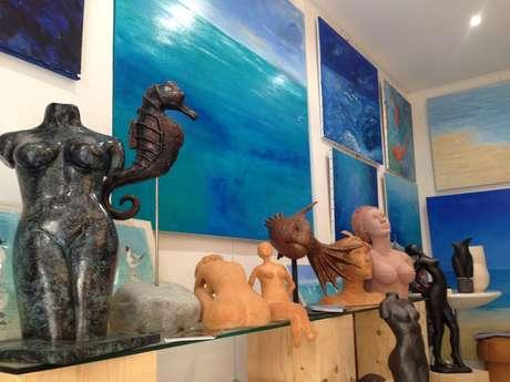 Galerie Nathalie Le Guillou