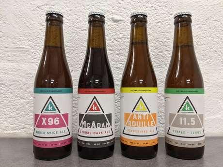 DeltaKappa Brewery