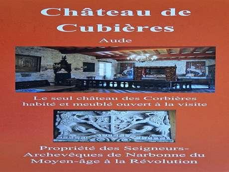 CHÂTEAU DE CUBIERES SUR CINOBLE
