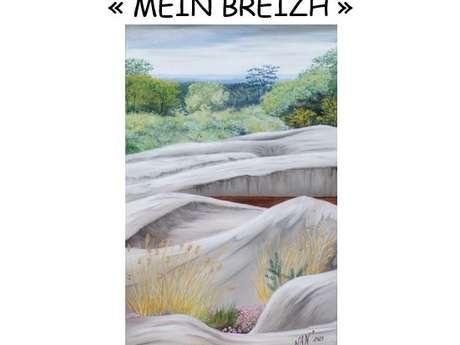 """Exposition """"Mein Breizh"""" de l'artiste NAN'"""