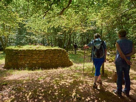 Le village médiéval de Pont-Calleck