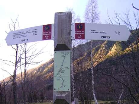 GR 107 : Le chemin des Bonshommes
