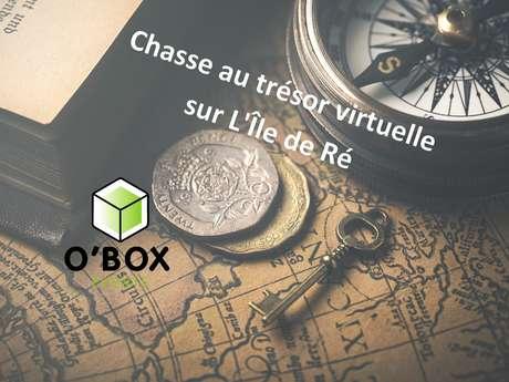 CHASSE AU TRÉSOR VIRTUELLE SUR L'ILE DE RÉ PAR OBOX-EVENTS