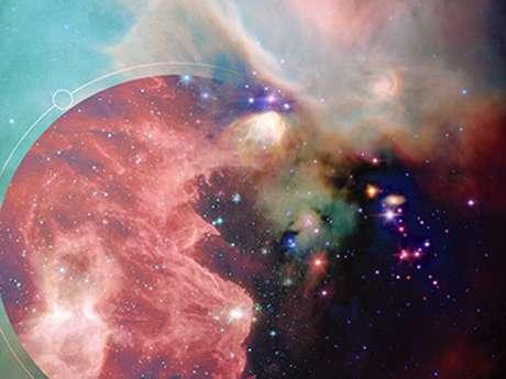 """Exposition """"Notre berceau dans les étoiles"""""""