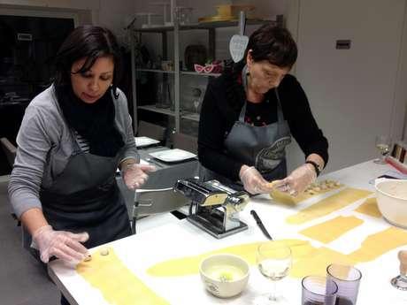 De gastronomische workshops Quiévrain