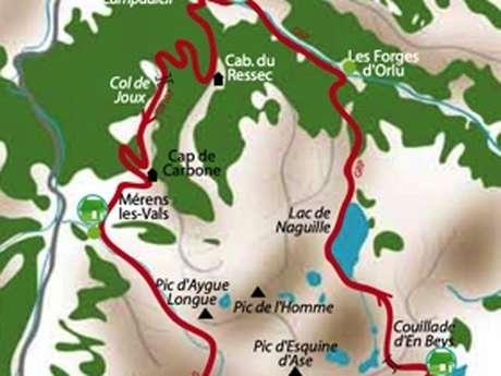 Le Tour du Massif Bésines-En beys