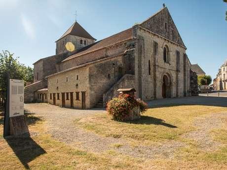 The Church of Saint-Pierre