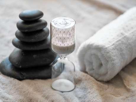 Relâchement musculaire et accès spa  - soin homme - Eliospa