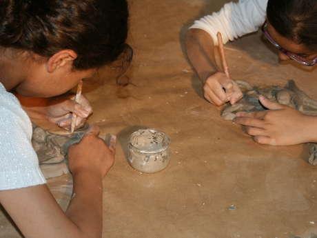 L'atelier de l'archéologie