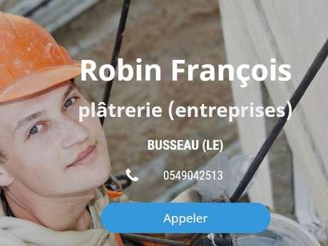 FRANCOIS ROBIN