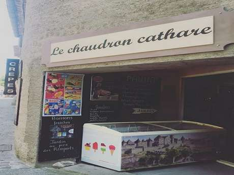 LE CHAUDRON CATHARE