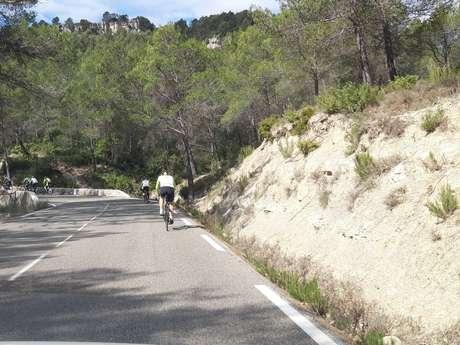 Cyclo - Le tour de la Sainte Baume