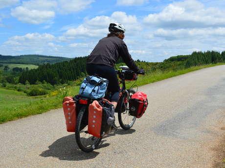 Boucle à vélo N°26 : Sur les traces d'illustres personnages