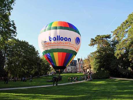 BalloonRevolution - EvenementCiel
