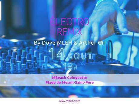 Electro by Dove MLEH au MBeach