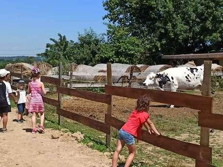 Entretenimiento durante las vacaciones en Opal Farm.