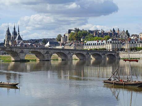 Blois - Parcours de la Gabarre