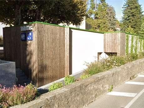 Toilettes rue Tourny