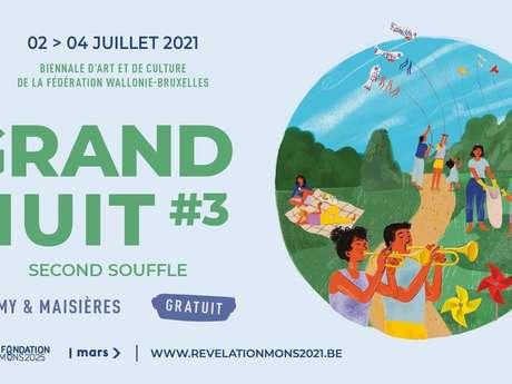 Le Grand Huit #3 « Second Souffle » - Parcours guidé « Sauvemonptipat »