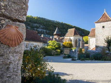 Boucle itinérante Saint-Jacques