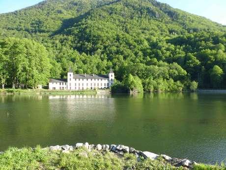 D'Ax au barrage de Campauleil - Boucle Bleue