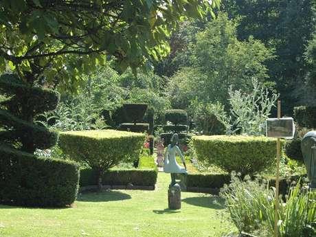 Le jardin des Métamorphozes