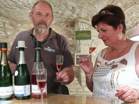 Champagne Didier Goussard