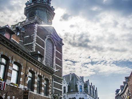 Stadtführung : Auf entdeckungstour zum religiösen Erbe von Mons