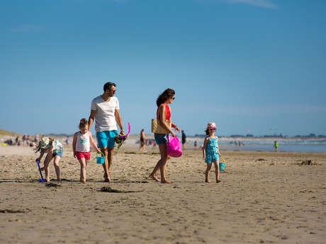 Liaison bourg - plage : Plonéour-Lanvern - Plage de Kermabec