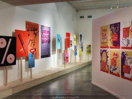 14e édition de la Triennale de l'affiche politique/ Visites guidées pour indivuels