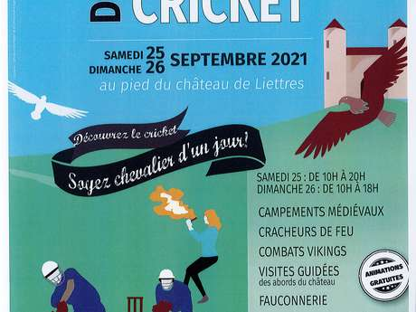 Tournoi International de Cricket