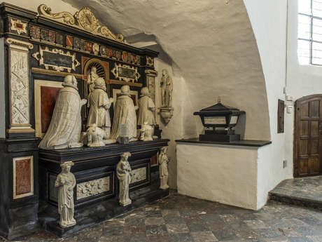 Funerary chapel of the Seigneurs de Boussu